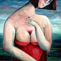 Breast Wine by Elisheva Nesis