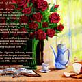 Breath Of Rose by Walter Idema