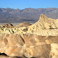 Breath Taking Landscape Of Zabriskie Point by Pierre Leclerc Photography