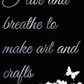 Breathe by Christine West