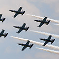 Breitling Jet Team by Victor Alcorn