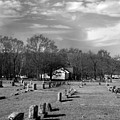 Brentway-cemetery by Curtis J Neeley Jr
