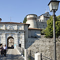 Brescia Castle by Andre Goncalves