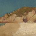 Breton Coastline by Odilon Redon
