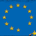 Brexit Eu Flag  by Daryl Cagle