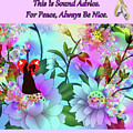 Brian Exton Celestial Flowers  Bigstock 164301632  2991949 by Mitchell Watrous