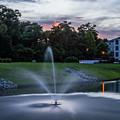 Briarcliffe Acres Sunset by Scott Kwiecinski
