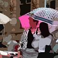 Bribane In The Rain #2 by Susan Vineyard