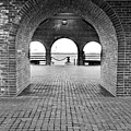 Brick Arch by Greg Fortier