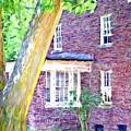 Brick House Three by Flamingo Graphix John Ellis