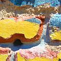 Brick In Sun by Josephine Buschman
