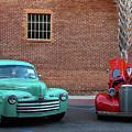 Brick Parking  by Timothy Cummiskey