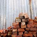 Brick Piled by Stephen Mitchell