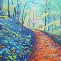 Brick Walk by Sarah Luginbill