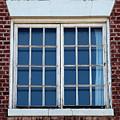 Bricks And Window by David Millenheft