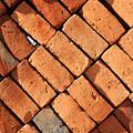 Bricks Made From Adobe by Robert Hamm