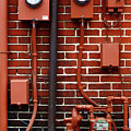 Bricks Meters And Pipes by James Brunker