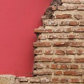 Bricks, Stones, Mortar And Walls - 3 by Hany J