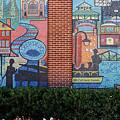 Bricktown Mosaics by Bob Phillips