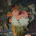 Bridal Bouquet II by Francois Lamothe