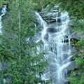 Bridal Vail Falls by Mark Camp