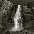 Bridal Veil Falls by Michael Kirk