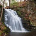 Bridal Veil Falls  by Michael Ver Sprill