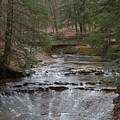 Bridal Veil Falls Ohio by Dan Sproul