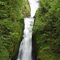 Bridal Veil Falls - Oregon by Ralf Broskvar
