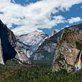 Bridal Veil Falls Rainbow by Daniel Kelly