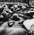 Bridalveil Creek by Anthony Michael Bonafede