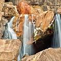 Bridalveil Fall In Yosemite Np by Sankar Raman