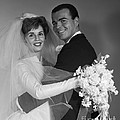 Bride And Groom, C.1960s by H. Armstrong Roberts/ClassicStock