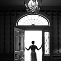 Bride Silhouette  by Lisa Lemmons-Powers