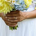 Brides Wedding Ring by Gillham Studios