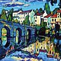 Bridge Across by Brian Simons