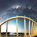 Bridge Across The Galaxy by Leith Robertson