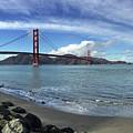 Bridge And Sea by Sierra Vance
