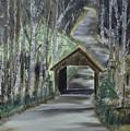 Covered Bridge Sleeping Bear Dunes  by Jim McGraw