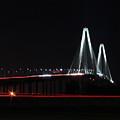 Bridge Blur - Digital Art by Al Powell Photography USA