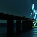 Bridge By Night by Jan Boesen