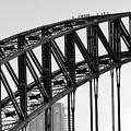 Bridge Climb 1 by Mark Coran