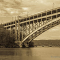 Bridge From The Train by Danny Baum