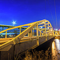 Bridge Meridian Sault Ste. Marie, Michigan -6792 by Norris Seward