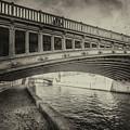 Bridge Of L'archeveche by Louloua Asgaraly