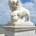 Bridge Of Lions II by Linda Covino