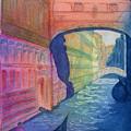 Bridge Of Sighs Venice by Dee Durbin