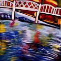 Bridge Of The Gods by Angelina Marino