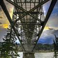 Bridge Of The Gods by David Gn