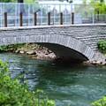 Bridge On The Niagara River by Jennifer Craft